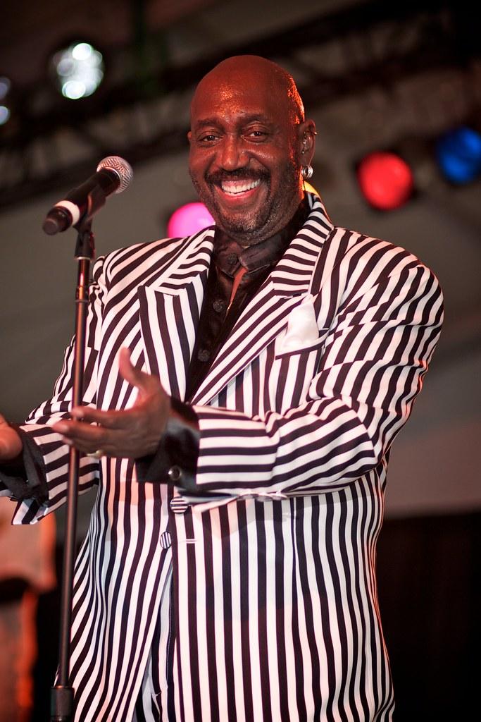 Otis Williams - The Temptations - Marin County Fair 2011