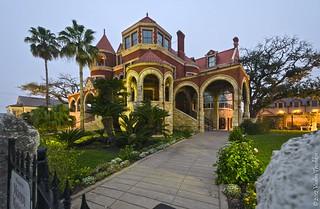 GALVESTON.COM: Moody Mansion | by Galveston.com