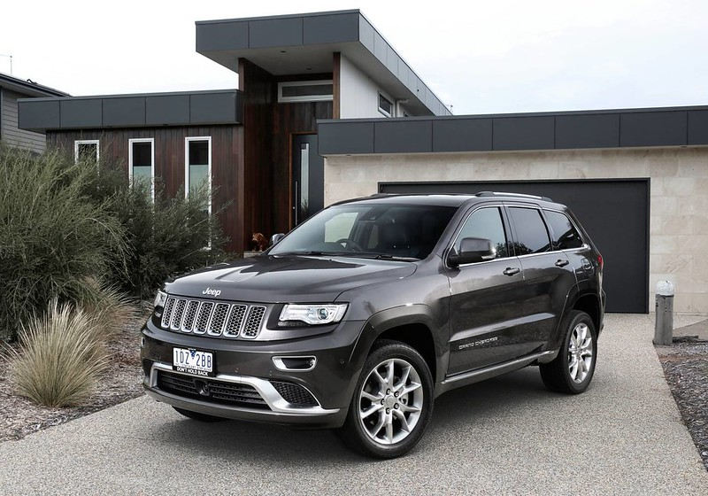 2015 Jeep Grand Cherokee - First Drive