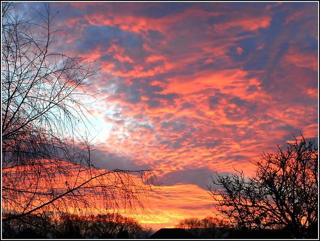 Christmas Day Sunrise ..