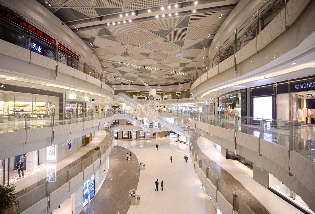 Resultado de imagem para ifc mall shanghai