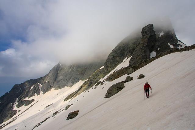 Traverso in Val di Bares