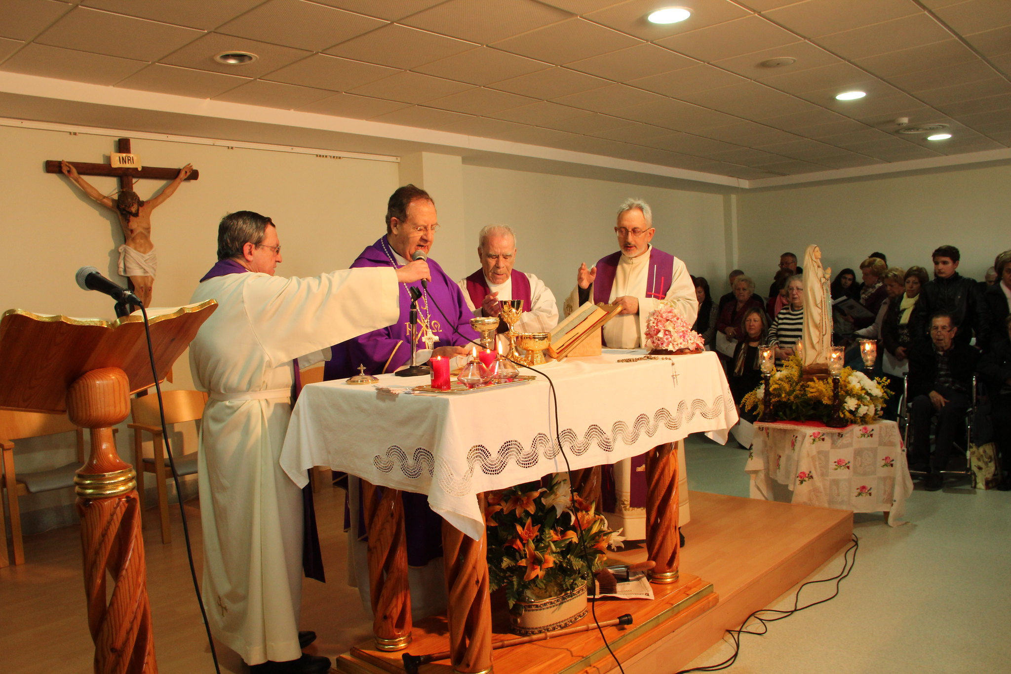 (2016-02-13) - Inauguración Virgen De Lourdes, La Molineta - Archivo La Molineta (047)