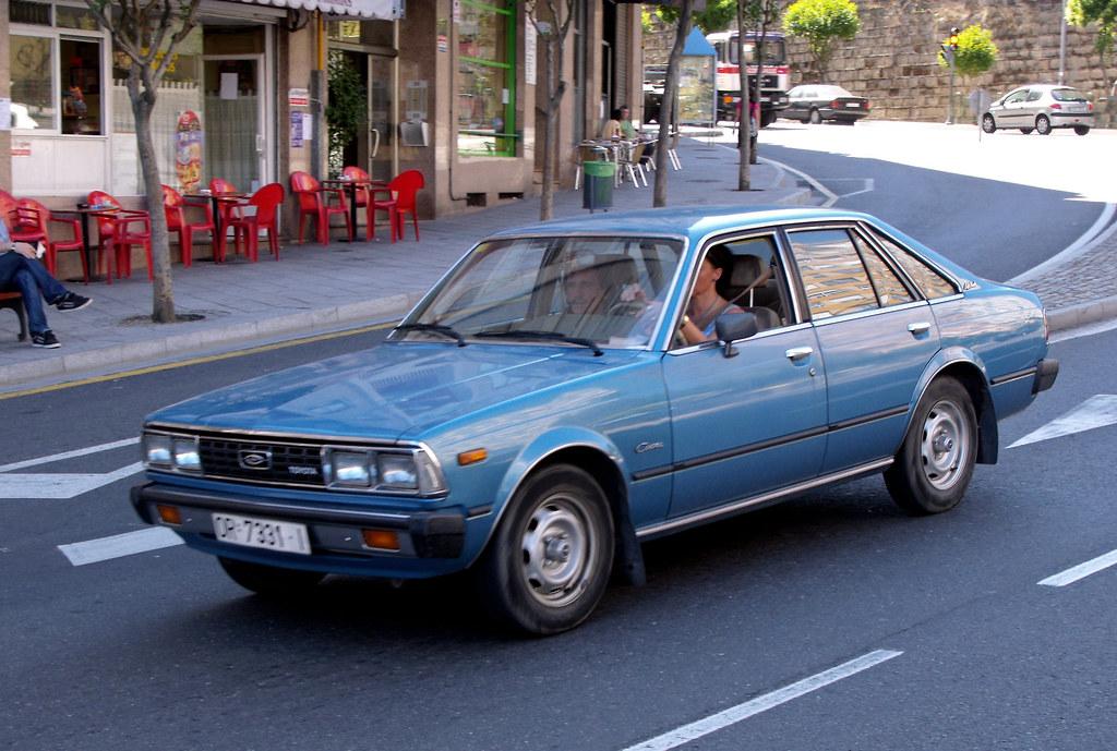 1980 Toyota Corona Liftback GL | FiatTipoElite | Flickr