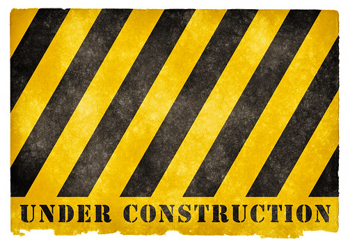 Under Construction Grunge Sign | by Free Grunge Textures - www.freestock.ca