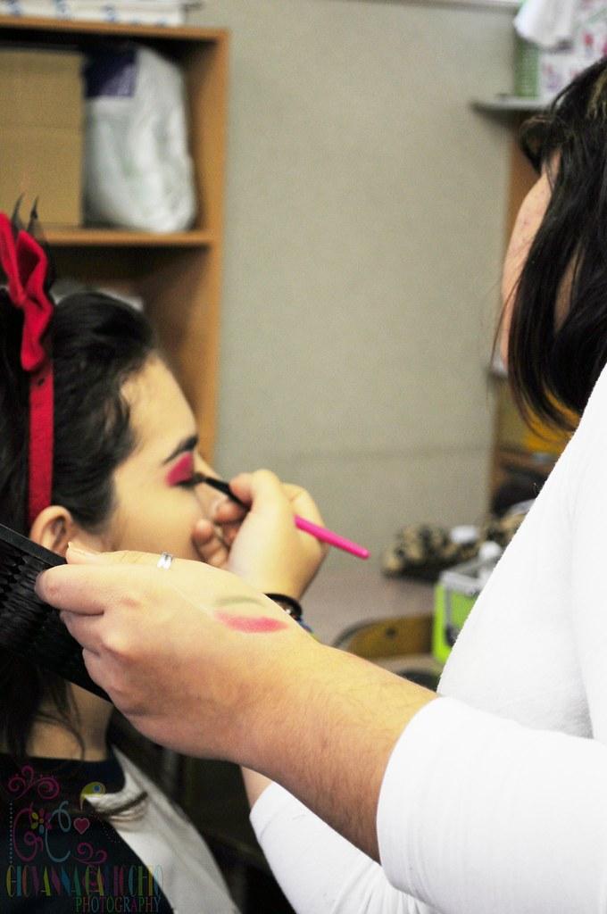 Mai - Make Up - X'mas Book