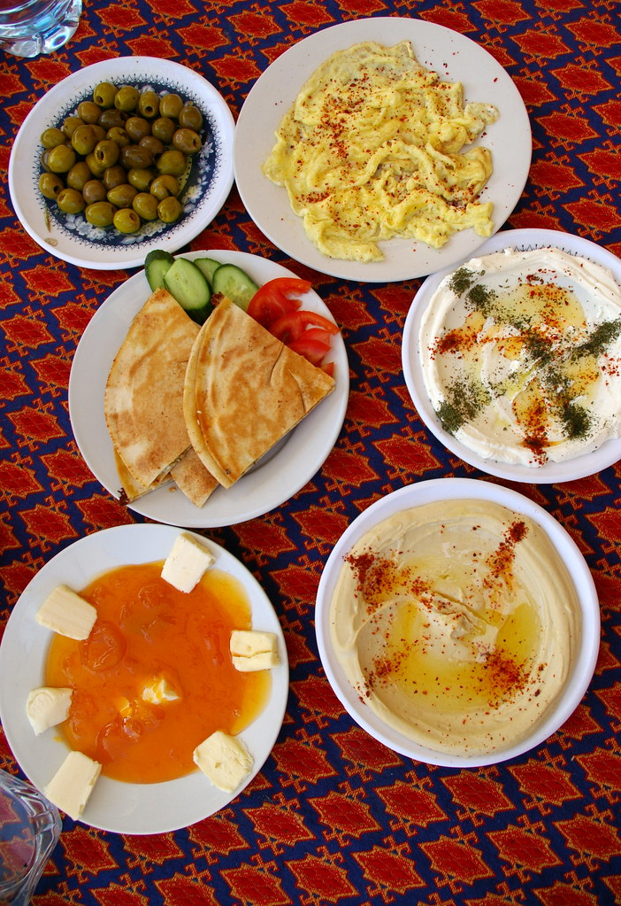 Syrian food, Aleppo, Syria | Darius | Flickr