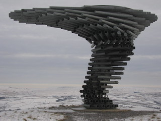 The Singing Ringing Tree, Crown Point, Burnley, Lancashire (SD 851289) | by Pigalle
