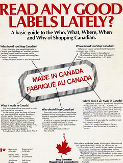 Vintage Ad #1,289: Read Any Good Labels Lately? | by jbcurio