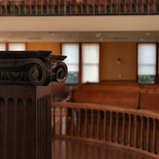 Dan Moody's Courtroom - ! | by Anne Worner