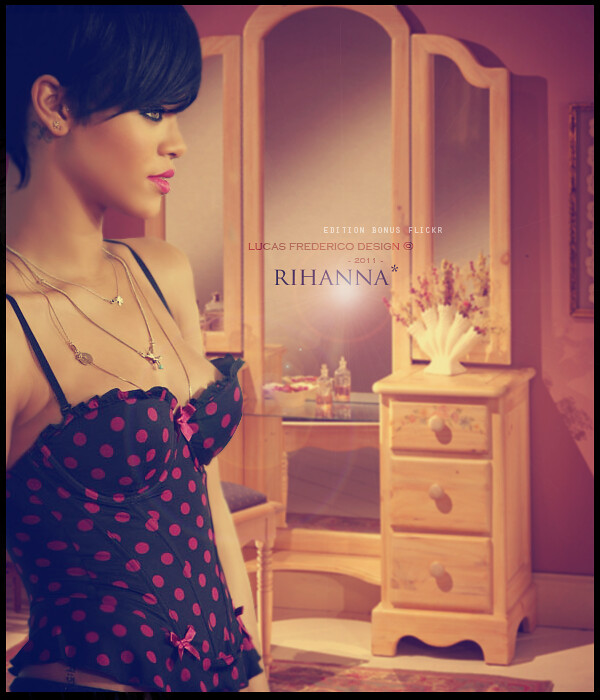 # Rihanna Bonus Edition