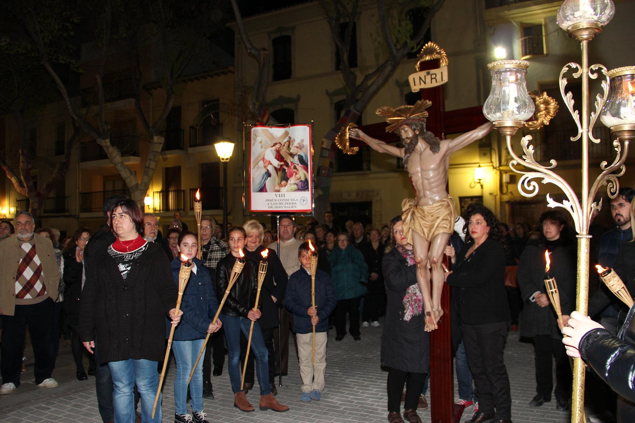 (2015-03-27) - VI Vía Crucis nocturno - Antonio José Verdú Navarro (59)