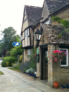 The Old Swan Inn at Minster Lovell Village | by Tip Tours