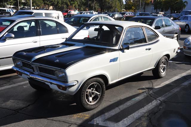 RHD Chevy