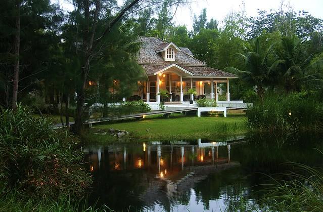Colonial House at Banyan Tree