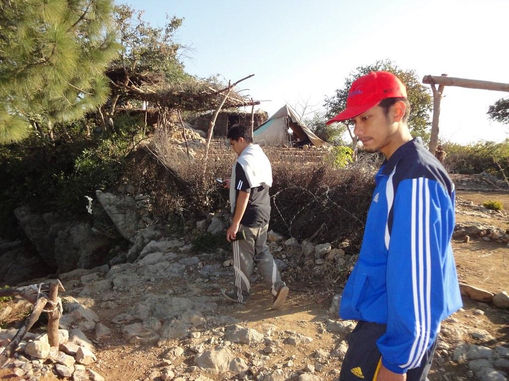 Finale Route to the Peak   Hiking at Margalla Hills up to Pir Sohawa   Islamabad, Punjab Province, Pakistan   28 11 2010