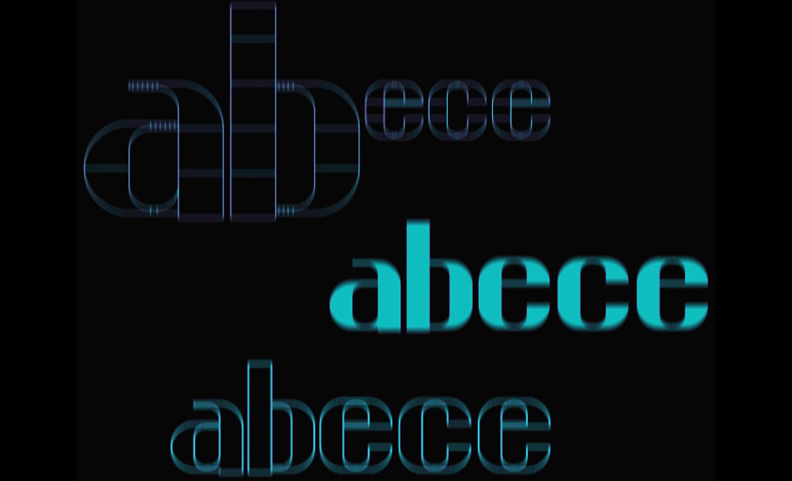 Tipografía innovante