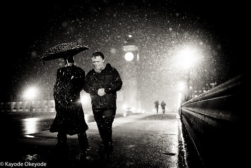 London When it Snows (Westminster) | by kayodeok