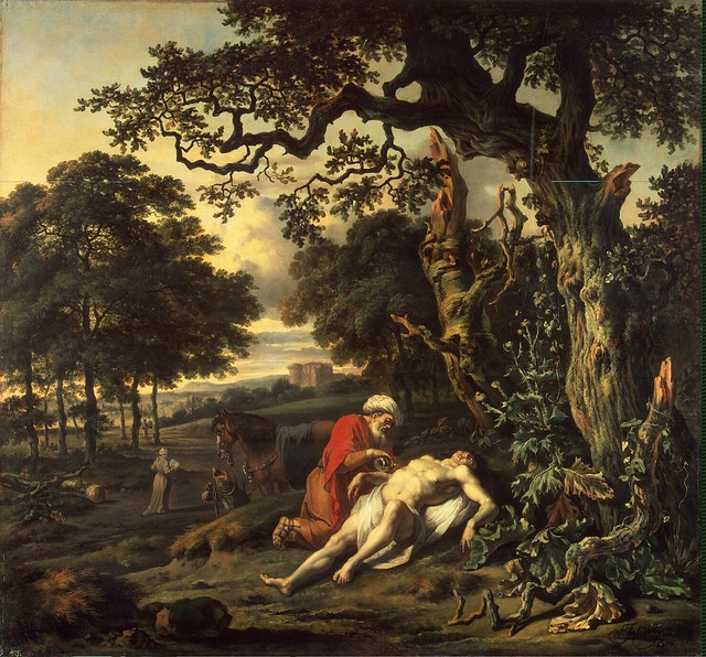 Wynants Jan.  The Good Samaritan.
