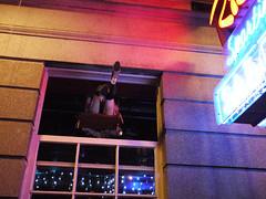 木, 2010-12-02 20:40 - Bourbon Street, French Quarter, New Orleans