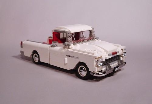 Chevrolet Cameo - 1955