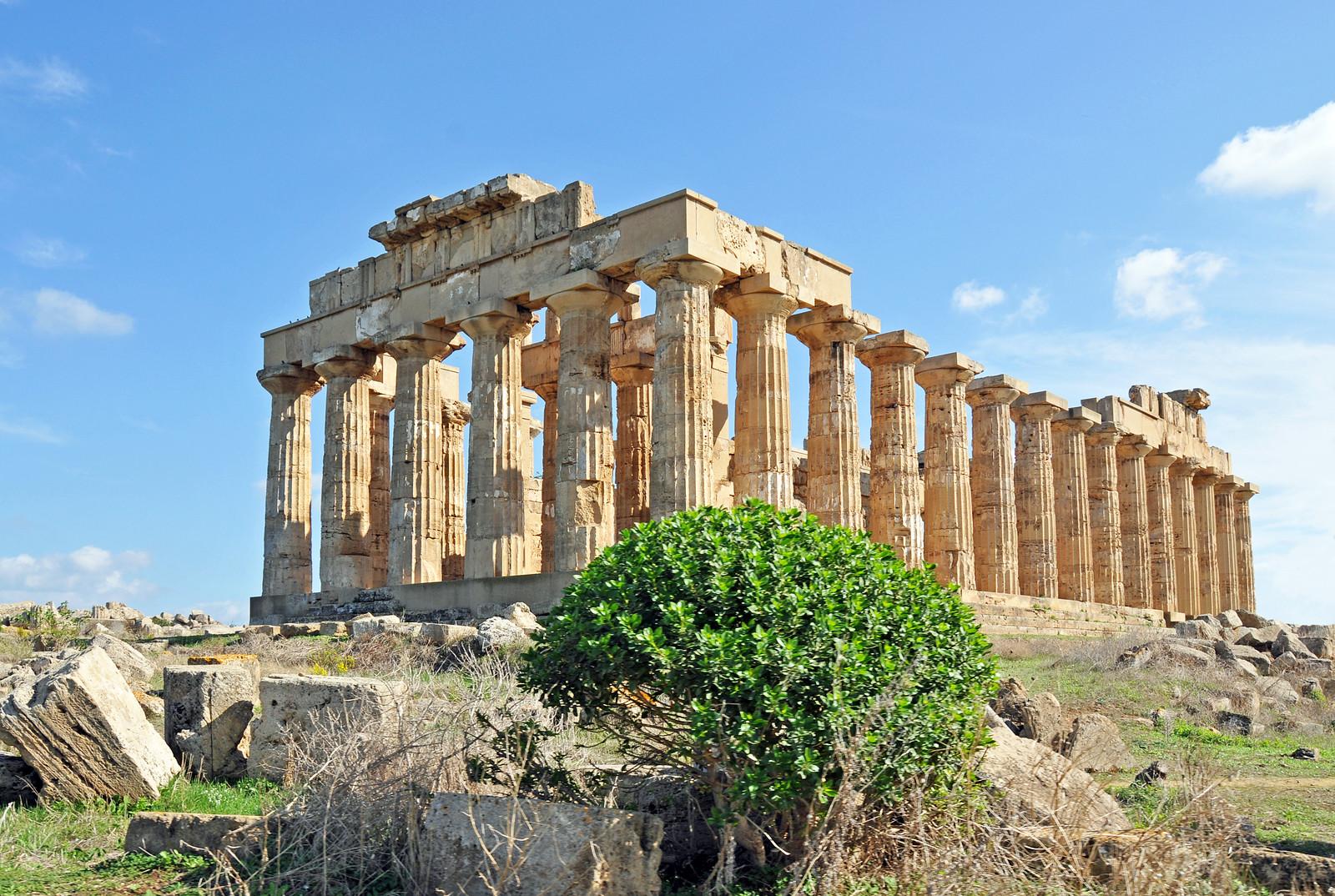 Italy-2276 - Temple of Hera