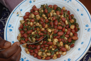 Githeri, a staple food made with maize and beans, Kenya | by CIMMYT