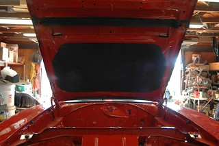 under hood details   by Tolley's Charger