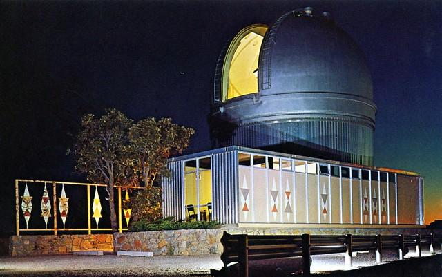 36-Inch Telescope Dome Kitt Peak AZ