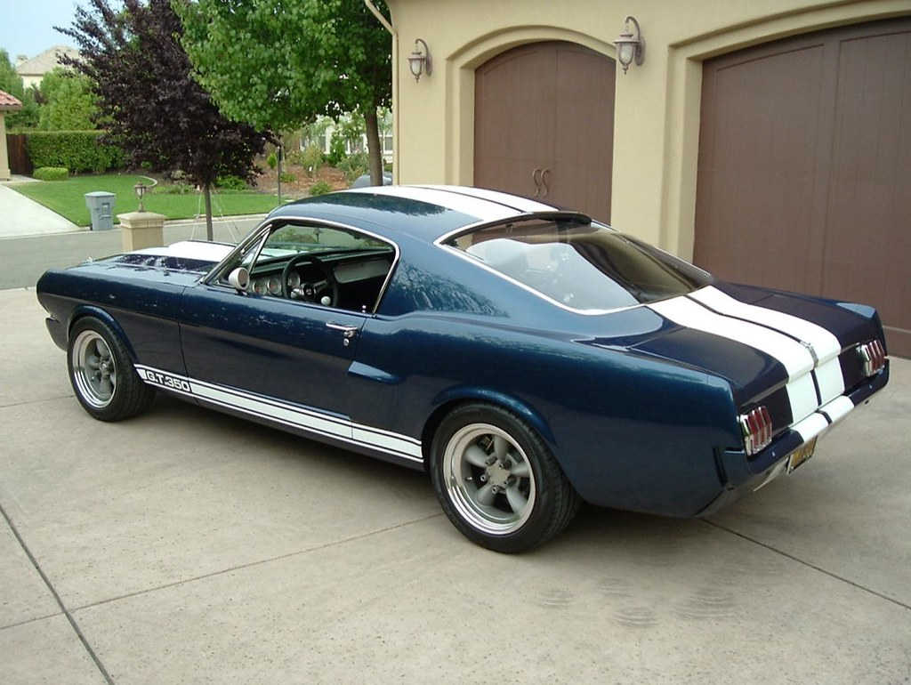 1965 Ford Mustang Fastback Restomod Shelby Clone For Sale