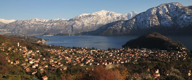Il mio amato lago...Un vero paradiso anche d'inverno!