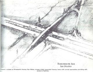 19th Avenue (State Route 92) interchange (1940)