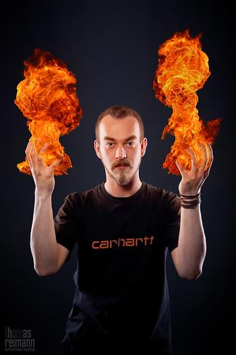 still burning...   by t0m_ka