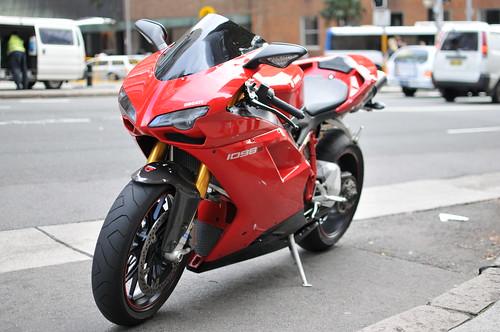 Ducati 1098s | by sentxd