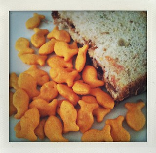 PBJ and Goldfish