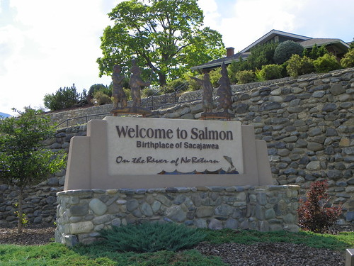 Welcome to Salmon, Idaho | by J. Stephen Conn
