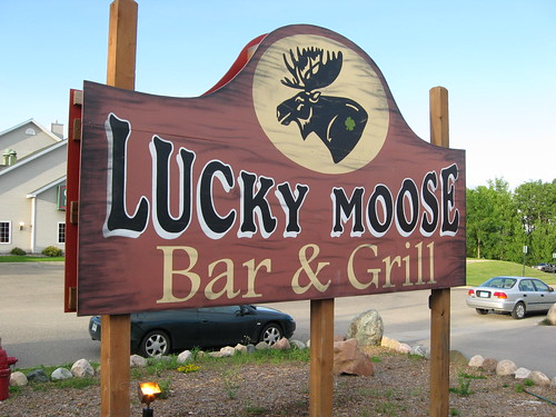 3712 Lucky Moose Bar and Grill | by bsabarnowl
