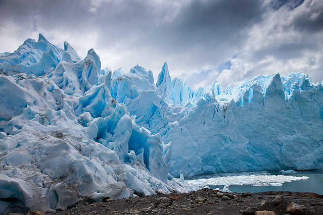 Perito Moreno Glacier - Up Close