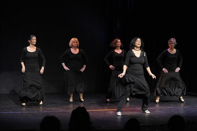 Flamenco Brunsviga 16.01.2011