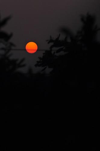 chittagong bangladesh sunset sun sky nikon d5000 peopleofbangladesh bangladeshiphotographer hometown