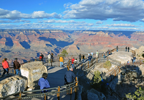 0059 Grand Canyon_ Mather Point Improvements | by Grand Canyon NPS
