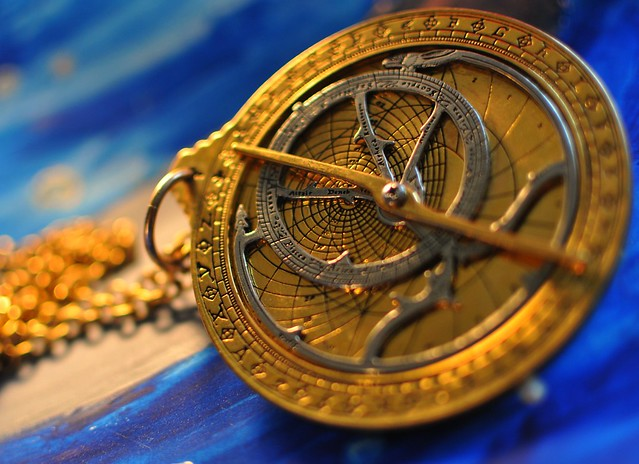 Chaucer's Astrolabe