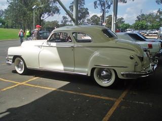 1948 Chrysler New Yorker Highlander coupe