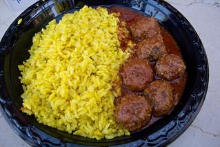 Meatball Platter   by HarshLight