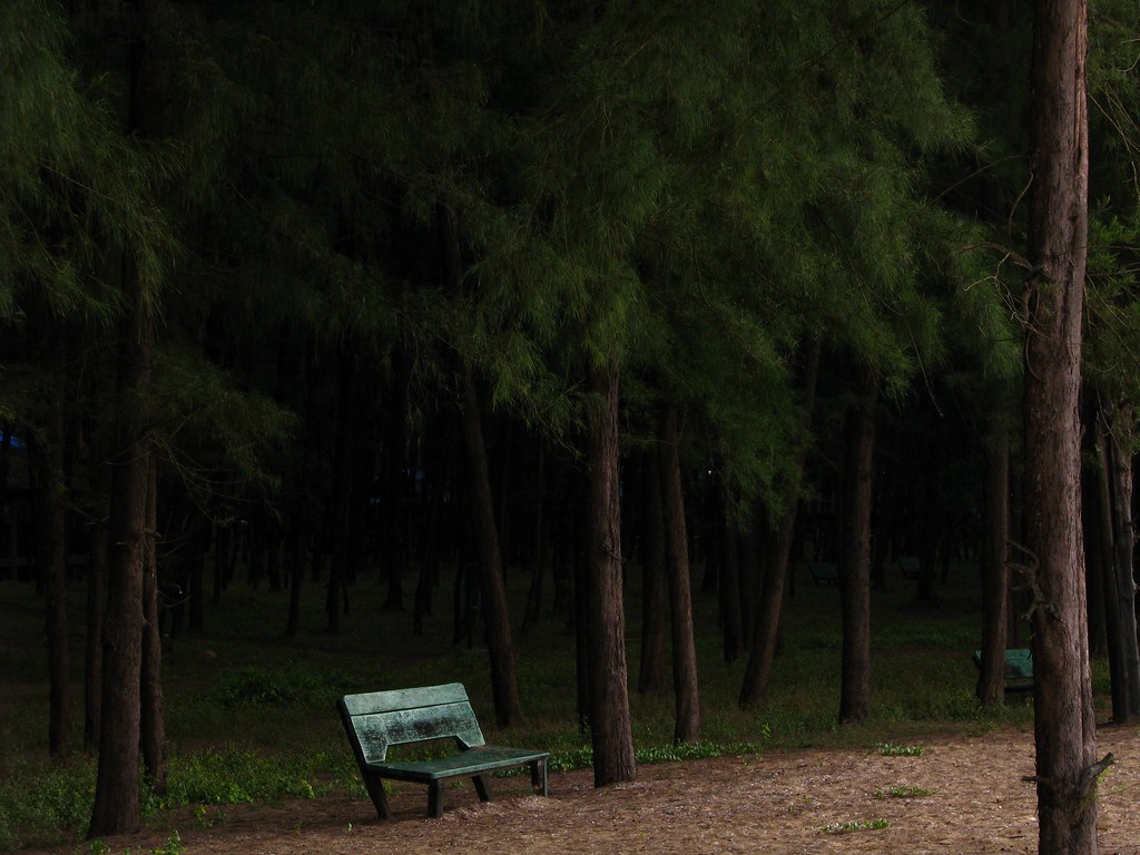 Veeraniyan..the emptiness..! by Manoj Kengudelu