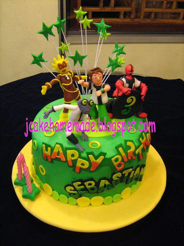 Astounding Ben 10 Alien Force Theme Birthday Cake Happy 3Rd Birthday Flickr Funny Birthday Cards Online Elaedamsfinfo