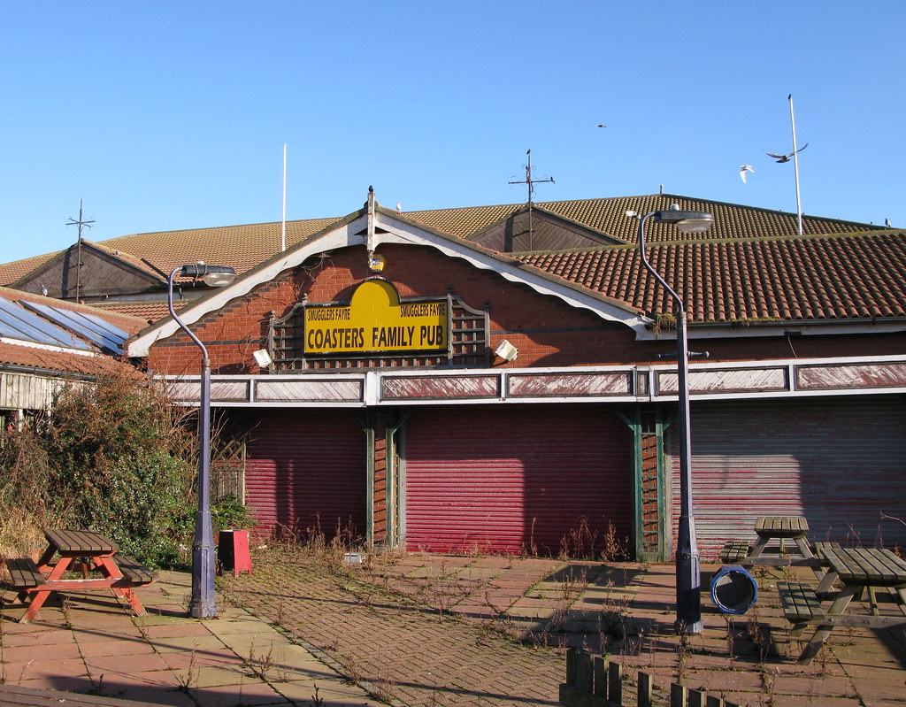 Coasters Pub, Longscar Centre, Seaton Carew | fearlesspunter