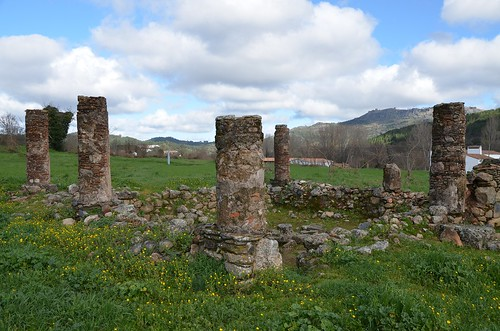 Roman ruins of Ammaia, Lusitania, Portugal | by Following Hadrian