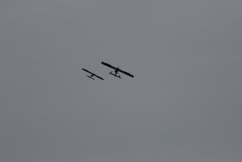 Wot 4 formation flying (Barry and Arthur)