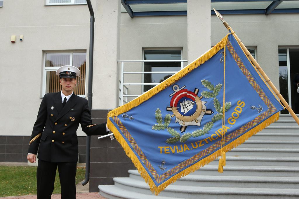 Jūras spēku Mācību centrs svin 25. gadadienu